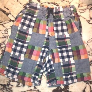 Gymboree Boys Patchwork Shorts